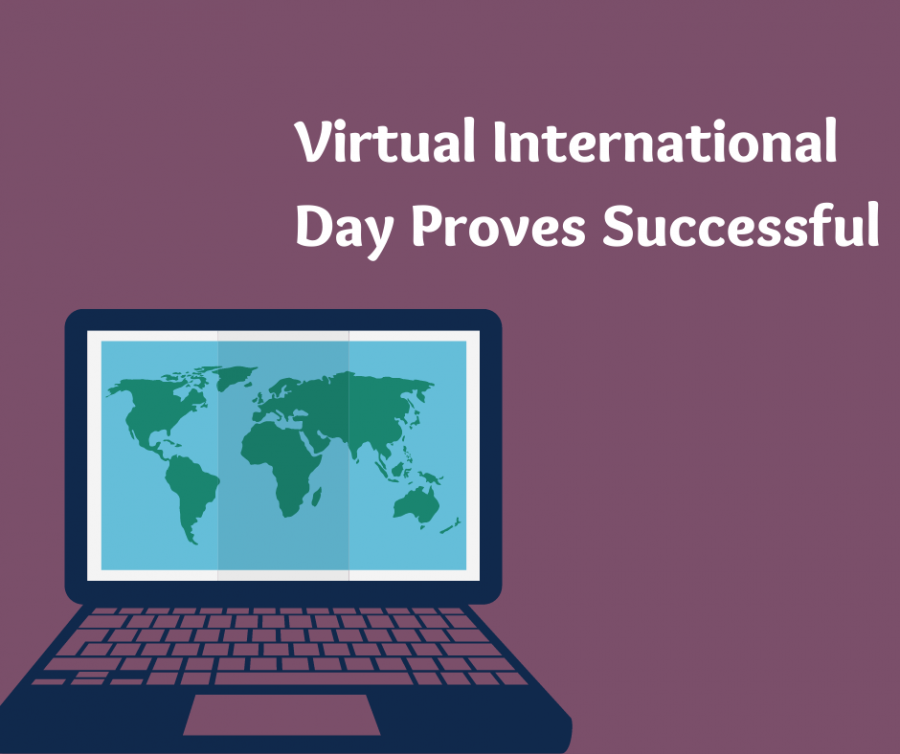 Scarsdale High School's International goes virtual yet it still proves to successful!