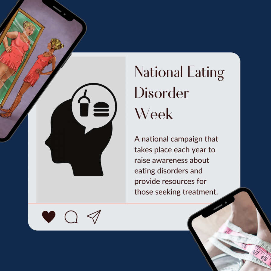 The pandemic has greatly exacerbated peoples' struggles with eating disorders.