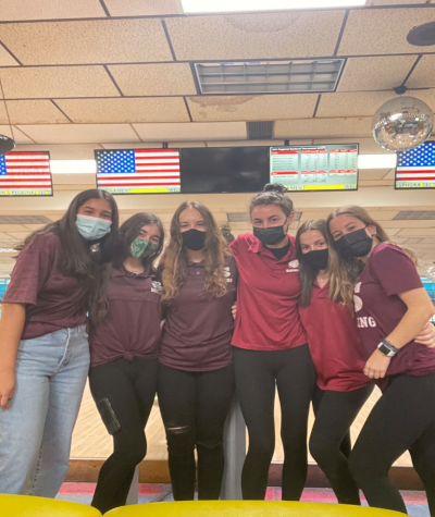 The girls bowling team played well at their final tournament this past Wednesday.