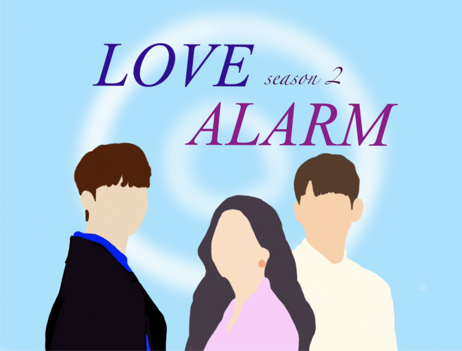 The second season for Netflix's Korean original series 'Love Alarm' came out on March 12th, 2021.