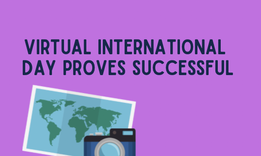 Scarsdale High Schools International goes virtual yet it still proves to successful!