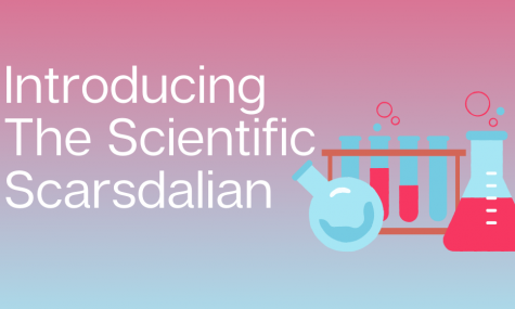 Simone Glajchen '23 and Cindy DeDianous '23 have created their very own student-run magazine, the Scientific Scarsdalian.
