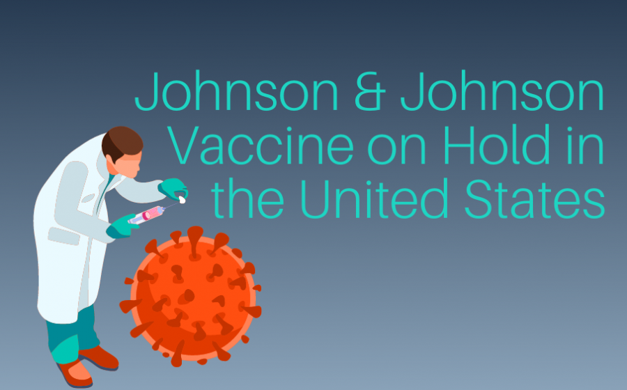 Use of the Johnson & Johnson vaccine has been paused in the United States after reports of blood clotting linked to the J&J vaccine.