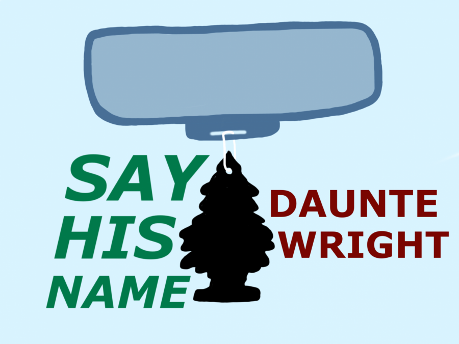 The air freshener became a symbol of change after the murder of Daunte Wright.