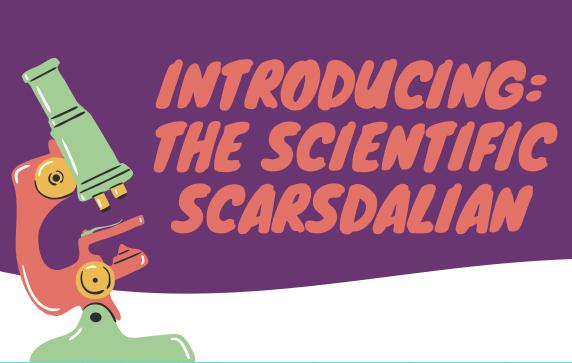 Simone Glajchen '23 and Cindy DeDianous '23 have recently relaunched the Scientific Scarsdalian, SHSs very own scien