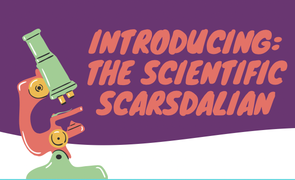 Simone Glajchen '23 and Cindy DeDianous '23 have recently relaunched the Scientific Scarsdalian, SHS's very own scien