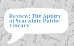 The Scarsdale Public Library recently opened a cafe called the Apiary as part of their recent renovation. Considering the library is located right near SHS, students had high hopes for a new favorite restaurant.