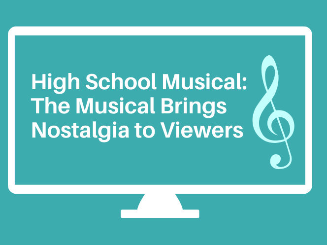 High School Musical: The Musical shares its first episode, bringing much excitement to the audience after a lengthy wait.