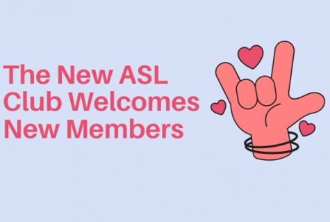 The ASL club teaches new members the basics of the language.
