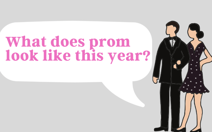 Despite the restrictions, everyone is looking forward to this years prom.
