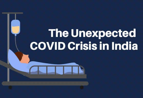 India experiences new wave of COVID-19, prompting thousands to worry about the countrys current state.