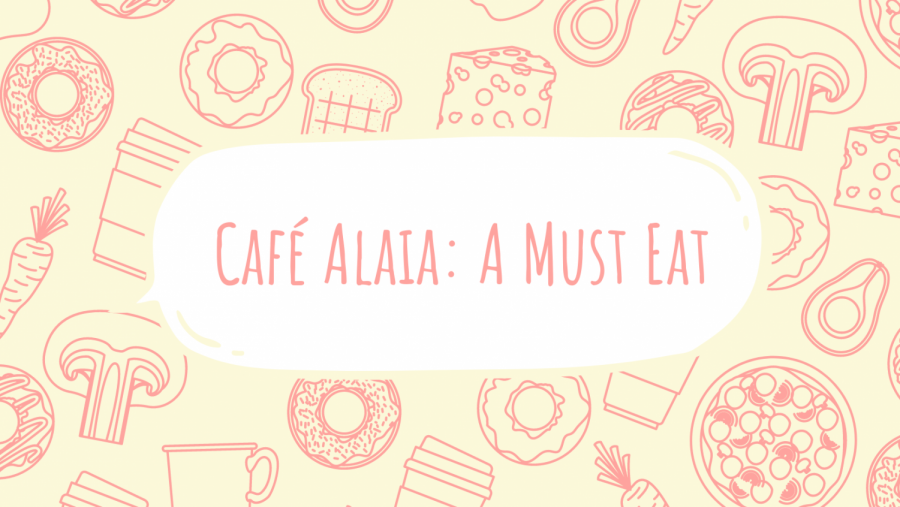 Café Alaia is a must-try restaurant that recently relocated to 128 Garth Road in the Scarsdale village.