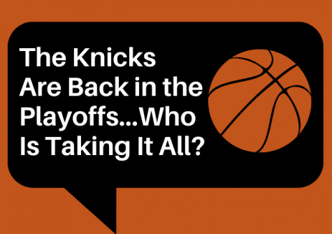 After eight long years, the Knicks are finally back in the playoffs. The question is... who will win it all?