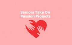 Scarsdale High School Seniors take on passion projects as part of their last year of high school.