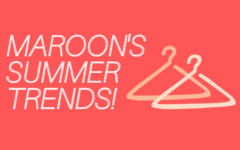 Maroon brings you style tips to keep you on trend for the summer months!