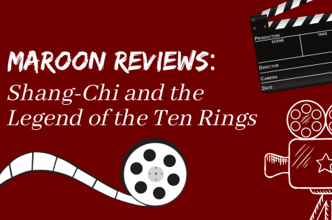 Maroon reviews Marvel Studios Shang-Chi and The Legend of The Ten Rings, offering our opinions on its premiere.
