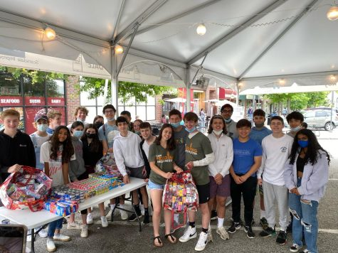 SYBA is hosting its third event in Scarsdale Village this Saturday, October 2.