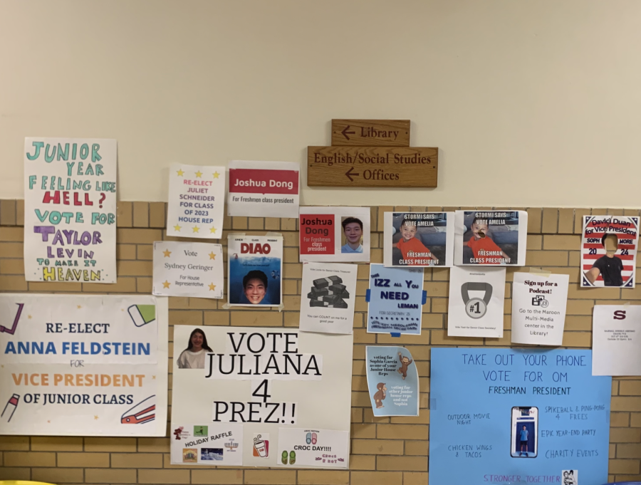 The School Government Election is coming up tomorrow during homeroom, get to know a few of your candidates in this article before you cast your vote!